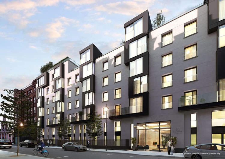 Image of The Fitzrovia Apartments